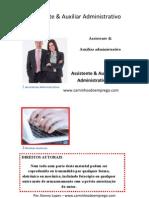 eBook Auxiliar Administrativo