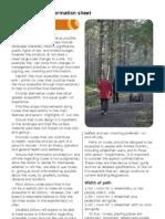 Routes - Sensory Therapy Gardens Fact Sheet