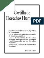 Cartilla de Los Derechos Humanos (1)