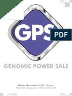 Sale Catalog - TAG Genomic Power Sale