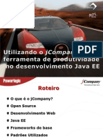 Palestra jCompany 1.4