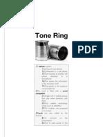 Tone Ring
