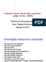 Avaliacao+Rapida+Das+Funcoes+Cognitivas,+de+GIL