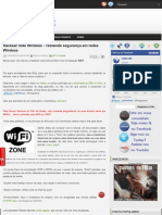 Tutorial Hackear Rede Wireless