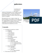 Historia de La Arquitectura - Urbipedia