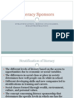 Literacy Sponsors 66