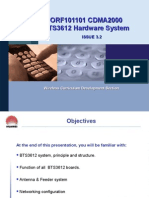 ORF101101 CDMA2000 BTS3612 Hardware System ISSUE3.2