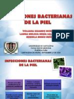 Presentacion Infecciones Bacterianas de La Piel