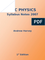 HSC Complete Physics Notes