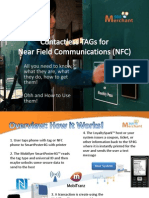 Contact Less NFC TAGs