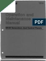 Caterpillar Operation and Maintenance Manual SR4B Generators