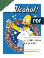 Alcoholismo en El Peru