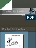 Christian Apolegetics PPT