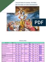 8804873 Complete Collection of Slokas Stotras of Shri Vaishnavism