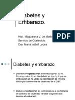 DBT y embarazo