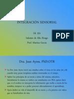 INTEGRACIÓN SENSORIAL Ed. 352
