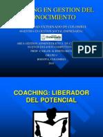 Coaching Edwin 2011