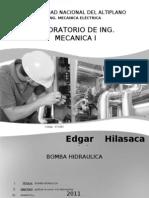 informe laboratorio mecanica 2