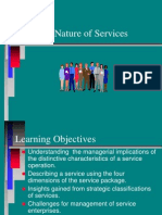 Topic 2 Nature of Services