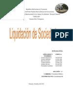 TRABAJO DE LIQUIDACIÓN DE SOCIEDADES (Autoguardado)