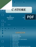c Store Final