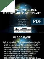 COMPONENTES DEL HARDWARE Y SOFTWARE2