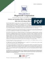 Equity Oc - Meg 2006
