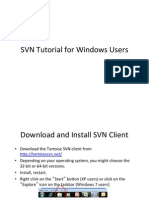 SVN Tutorial Windows