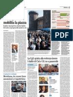 il_Mattino - Disoccupazione DeMagistris mobilita la piazza