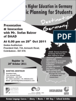 Poster Daad Bw