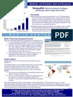 Dengue Net Flyer 2006