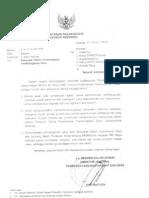 2 Surat Edaran Menteri Dalam Negeri Ttg Petunjuk Teknis an Pembangunan Desa