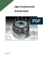 Solid Edge Fundamentals Activity Book Small 06-2011