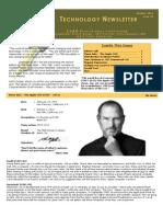 Technology Newsletter Oct-11_2