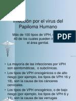 Infeccion Por El Virus Del Papiloma Humano