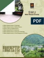 SMU Prospectus 2011