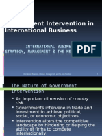 Rational for Govern Intervention UnitII