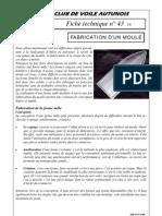 43 Fabrication Moule