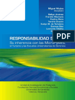 Responsabilidad Social Su cia Con Las MicroPyMEs El Turismo y Las Escuelas Universitarias de Gerencia Mujica