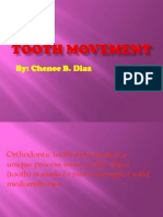 Tooth Movement