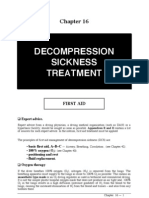 Decompression Sickness Treatment
