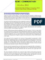 PDC Monthly News Commentary - October 2011 (Eng)