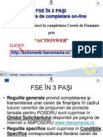 Comp Let Area Unei Cereri de Fin on-line_ActionWeb