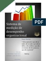 Sistema de medição de desempenho organizacional
