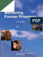 316_publication Mentoring Former Prisoners
