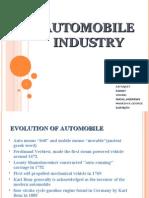 Evolution of automobile