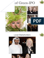 Queen of Green -IPO Oct 18th Sponsor or Investor