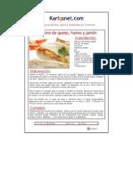Karlos Arguiñano - Recetas de pizza