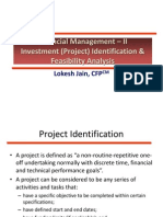 FM II _ Project Identification