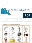 LOTO FONEMA D
